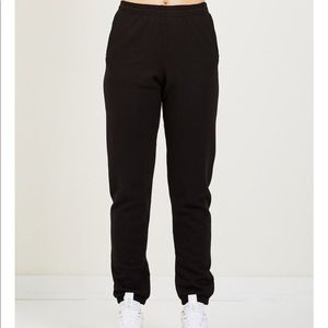 Anthropologie Stateside French Terry Sweatpants
